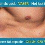 Vaser Liposuction 6 pack